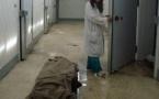"""قصة مأساوية وراء بقاء جثمان """"فضمة"""" أسبوعا في ثلاجة مستشفى الناظور"""