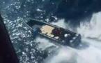 بعد مطاردة هوليودية .. اعتراض قارب سريع محمل بطنان من الحشيش في الطريق إلى إسبانيا