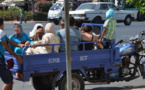 توقيف ضابط ممتاز شتم سائق دراجة ثلاثية العجلات بالدار البيضاء