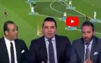 انبهار الإعلام المصري بأداء المنتخب المغربي وأيوب الكعبي