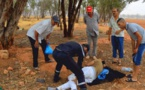 قتيل واربعة جرحى في حادثة سير خطيرة بطريق الدريوش
