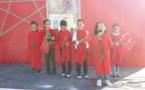 إقليم الدريوش: مدرسة بني عبدالسلام الإبتدائية تخلد ذكرى المسيرة الخضراء وسط أجواء إحتفالية بهيجة