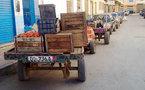 المئات من الباعة المتجولين يكتسحون شوارع زايو والسلطات المحلية تتخذ الحياد السلبي.