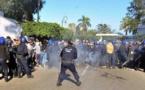 الجزائر..اعتقالات عديدة خلال احتجاجات الطلبة ضد العهدة الخامسة