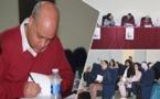 """بالصور: توقيع كتاب «دليل تعليمي وتربوي ﻹعداد بحوث اﻹجازة والماستر» للأستاذ""""سعيد عكيف"""" بكلية الناظور"""