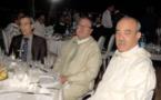مسؤلون قضائيون يشاركون في إفطار جماعي بالناظور بحضور أطفال الخيرية