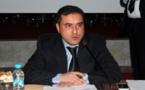 توضيحات السيد رئيس المجلس الإقليمي بخصوص تأخر انجاز القاعة المغطاة بأزغنغان