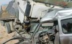 اصطدام بين سيارة وشاحنة في حادثة سير مميتة بأركمان