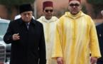 جلالة الملك يشدد على ضرورة إعادة القضية الفلسطينية إلى صلب الأولويات الدولية