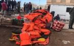 عاجل :  اعتقال شخص ببني انصار و حجز معدات خاصة لتهجير البشر كانت معروضة للبيع