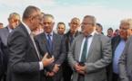 شركة SOS المسؤولة عن تدبير قطاع النظافة ببني انصار و أزغنغان تستعرض أسطولها الجديد..