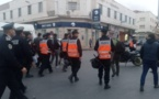 فيديو : القوات العمومية تفرق نشاطء ناظوريين كانوا يستعدون لتنظيم وقفة تخلد لحركة 20 فبراير وسط الناظور