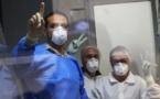 خبر زوين :  وزارة الصحة نسجل  تعافي 10 أشخاص خلال الـ24 ساعة الماضية