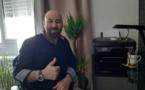 البطل السابق في رياضة الكيك بوكسينغ و مدرب الأجيال عبد القادر القدوري : من داخل الحجر الصحي من فرنسا/استراسبورغ