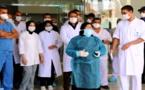 تسجيل 42 حالة إصابة وشفاء 217 حالة واستقرار عدد الوفايات في 202  بالمغرب