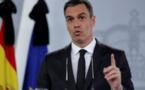 الحكومة الإسبانية تعتزم تمديد حالة الطوارئ للمرة السادسة حتى 21 يونيو