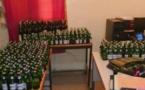 بن طيب: الدرك الملكي يحجز أزيد من 400 قنينة خمر داخل شقة