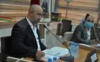 السيد هشام الصغير يترأس اجتماع الدورة العادية  لمجلس عمالة وجدة أنكاد و هذه أبرز النقط