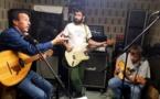 """في عمل فريد من نوعه: مجموعة """"إينومازيغ"""" في عمل مشترك مع فرقة Los Vigatanes BCore الكطلانية لإصدار أغنية أمازيغية- كطلانية"""