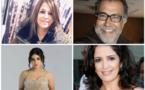 مجلة مصرية تختار الفنانة الناظورية سميرة المصلوحي رفقة فنانين عرب كشخصية السنة