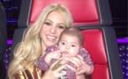 شاهد .. صور جديدة لشاكيرا وزوجها وطفلها