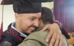 """الناظور : الطالب الباحث """"محمد الصوفي """"،ينال شهادة الماستر وذلك بعد مناقشة رسالته حول """"الدلالات الثقافية في الادب المغربي الأمازيغي"""