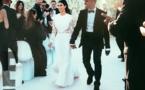 وأخيراً.. فستان كيم كارديشيان الأبيض الى العلن   فستان كيم كارديشيان الأبيض الى العلن