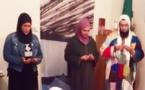يهودية وهولندية تعلناني إسلامها بالزاوية الكركرية بدولة هولندا