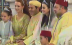 حفل البرزة زفاف الأمير مولاي رشيد