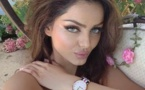 الإيرانية الملقبة بأجمل نساء العالم تنشر صورة مثيرة لها