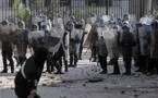 بزايو : عناصر تحول نهاية لقاء الديربي بين الهلال و الوفاق الى حرب الحجارة في الشوارع