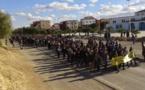 إحتجاجات بسـلوان لصـون المكتسبات الطلابية .