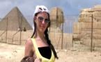بالفيديو بعد تصويره بالأهرامات ..الفيلم الجنسي الذى أطاح بوزير السياحة