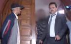 لحظة توقيف المعتقل الإرهابي الذي احرق بيت أسرته و هدد بقتل الجميع