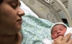 جورج وسوف يختار اسما غريبا لمولودته من بطلة الراليات ندى زيدان!