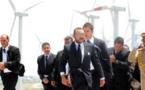 عاجل : الملك محمد السادس يدشن في هذه الاثناء المرحلة الأولى لأكبر مشروع لإنتاج الطاقة الشمسية في العالم