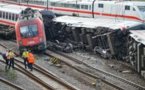 حادث مأساوي: عدة قتلى و100 جريح إثر حادث تصادم قطارين في ألمانيا(صورفيديو)