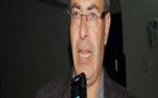 مدير المهرجان الدولي لفنون الأداء يعقد ندوة صحفية بفندق أركانة بأكادير.