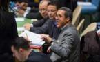 فيديو مثير : ممثل المغرب بالأمم المتحدة يقصف فينزويلا