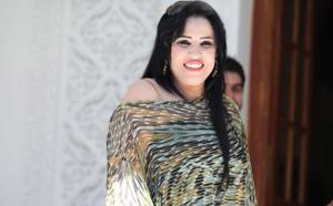 مهرجان تاوريرت : نجاة عتابو تتعرض لموقف محرج