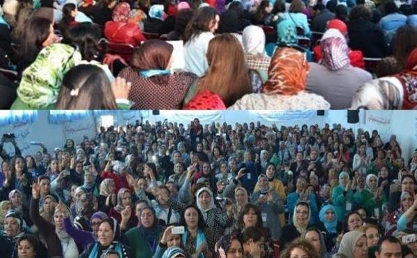 بلاغ : الاتحاد التقدمي لنساء المغرب : العنف ضد المرأة جريمة