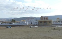 رئيس جماعة تيزطوتين يترامى على أراض الجالية المغربية