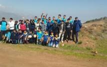جمعية أركمان تواصل عملياتها التحسيسية لنشر رياضة الريكبي عبر الريف